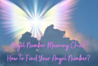 angel numbers meaning chart