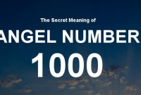 what does number 1000 means?