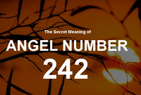 What does 242 mean in the Bible?