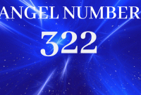 what does 322 mean in bible?