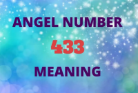 angel number 433 means in love