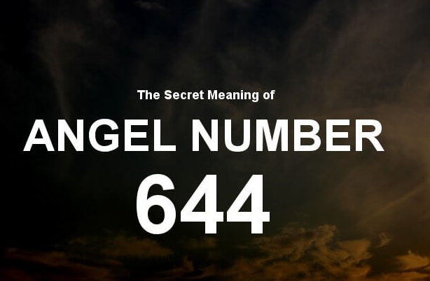 644 angel number means in love