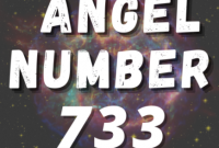 What does 733 mean in love?