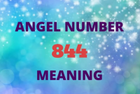 What does 844 mean in love?
