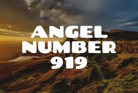 What Does Angle Number 919 Mean?