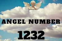 angel number 1232 in love