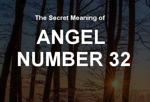Angel number 32 in love